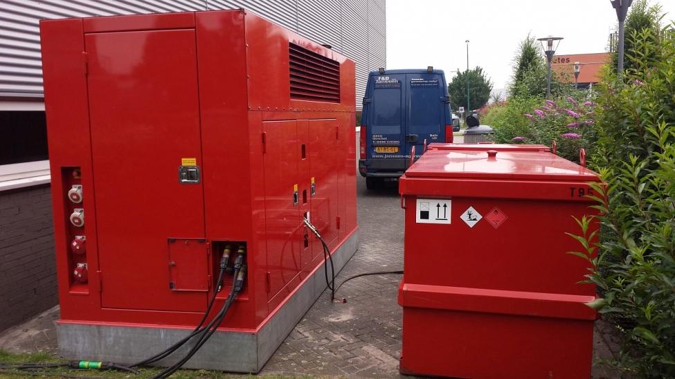 400 kVA aggregaat