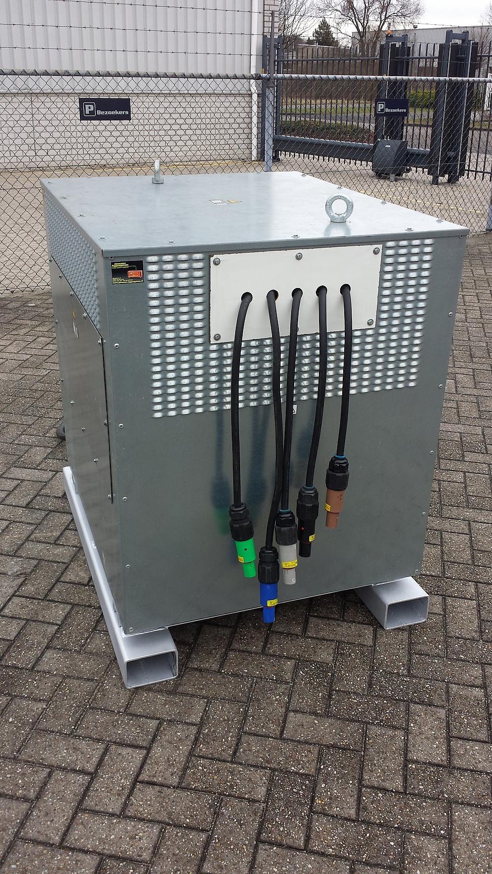 Trafo 630 kVA (ingaand 400V > uitgaand 550-690V+N)