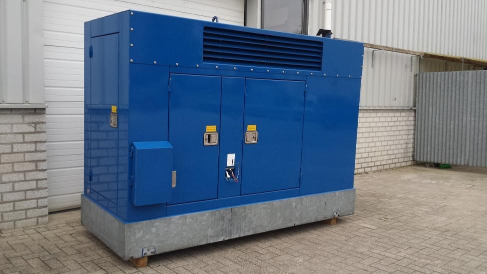 100 kVA aggregaat