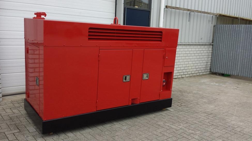 80 kVA aggregaat