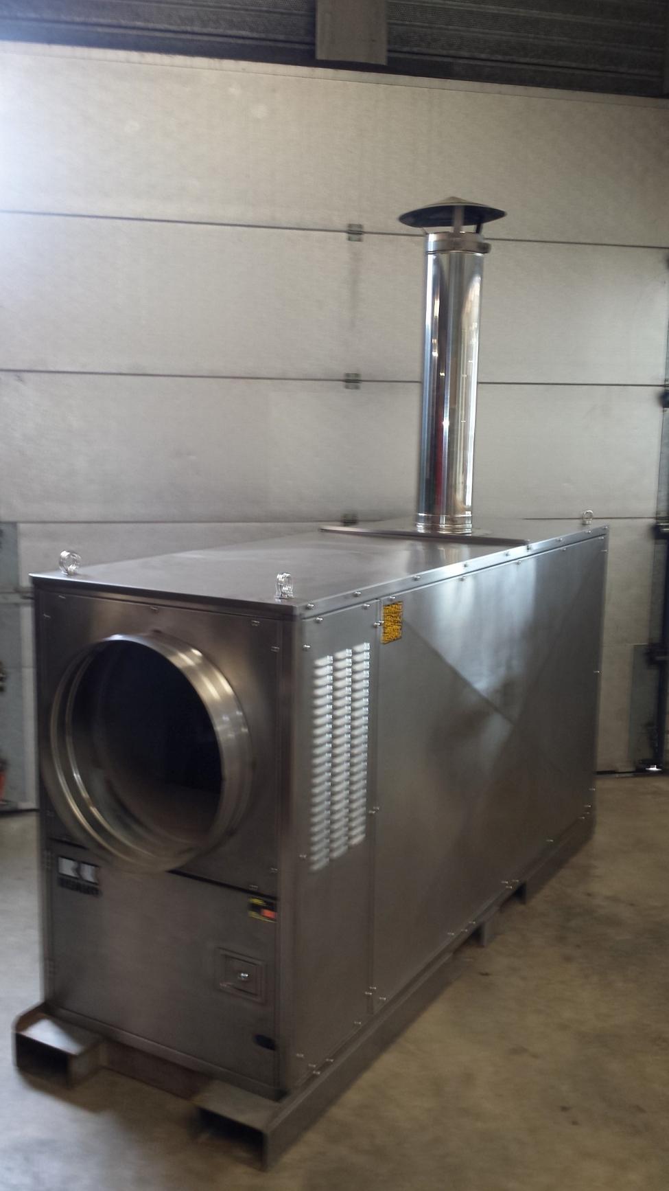 Kachel 250kW